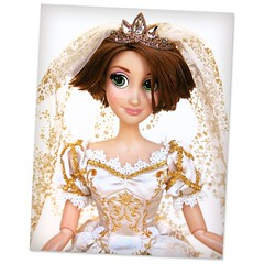 Pre-Order Limited Edition Tangled Ever After Rapunzel Wedding Doll -- 17'' H - Product Image #2 - Portrait View (drj1828) Tags: wedding promo inch doll image 17 after product limited edition ever rapunzel tangled preorder