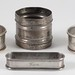1013. Group of (4) Sterling and Silver Napkin Rings