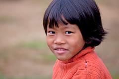 Arunachal Pradesh : Siang Valley, Adi Minyong tribe #24 (foto_morgana) Tags: portrait people india asia child tribal tribes adi ethnic minorities arunachalpradesh indigenoustribes adiminyong eastsiang