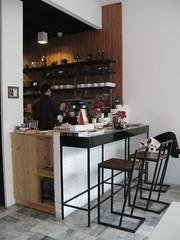 my spot @ Moment  ,  (slowpoke_taiwan) Tags: camera coffee shop cafe taiwan taichung moment  barista      taichungcity momentcafe   momentcoffee  11175