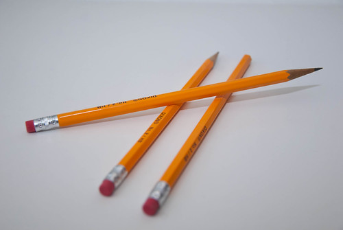 Pencil by taylor.a, on Flickr