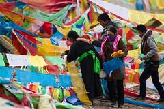 RURAL CHINA: The Next Ten Years (D J Clark) Tags: china amdo tibetan guide  qinghai  chn    tibetanculture tibetanbuddhists   hainantibetanautonomousprefecture   tibetanvillagers                duowa tibetantaggingproject