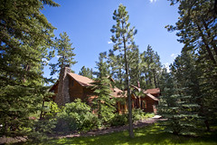 "Johnson River Retreat Greer, Arizona • <a style=""font-size:0.8em;"" href=""http://www.flickr.com/photos/77555780@N03/6963573602/"" target=""_blank"">View on Flickr</a>"