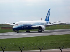 Boeing 787 Dreamliner @ Manchester Airport UK (MCPCShowcaseHD) Tags: uk manchester airport boeing 787 dreamliner