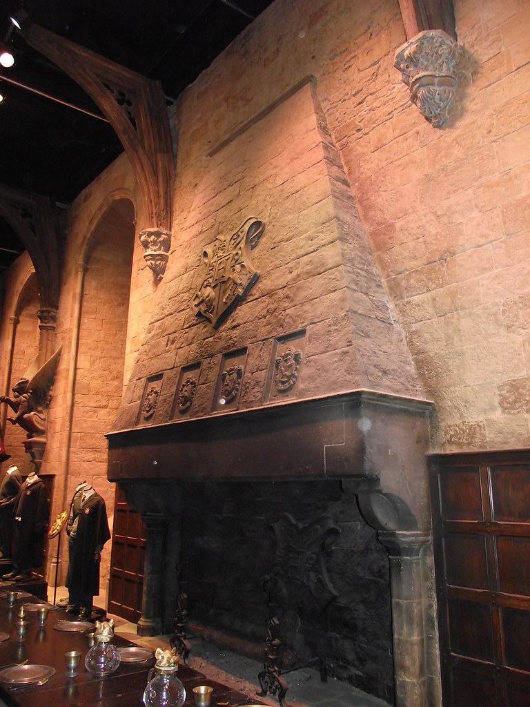 the world u0027s best photos of fireplace and hogwarts flickr hive mind