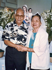 Rosa Aguigui and Ignacio Reyes