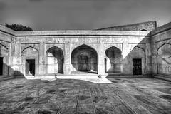 IMG_0991_2_3_B&W - Moti Masjid, Lahore, Pakistan (Syed HJ) Tags: pakistan blackandwhite bw canon blackwhite fort lahore canon1740mmf4lusm 1740mm canonef1740mmf4lusm hdr highdynamicrange lahorefort moghul canon1740mmf4l motimasjid moghularchitecture canon1740mm lahorepakistan shahiqilla 5dmarkii 5dm2 canon5dmarkii 5dmii lahorefortlahorepakistan shahiqillalahorepakistan pearlmosquelahorepakistan motimasjidlahorepakistan
