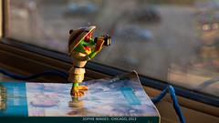 I Want to Travel (Oscar_Shen) Tags: travel frog canon85f12 5dmarkii