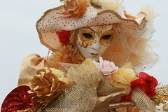 Europe - Italy / Carnival in Venice (RURO photography) Tags: venice italy color sexy colors beauty europa europe italia mask models modelos eu modelo masks belle carnaval masquerade mooi bella february carnevale venezia c