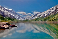 Lake Saiful muluk Naran Pakistan (saleem shahid) Tags: travelphotography pakistanphotos pakistanpictures pakistanphotographers mypakistan concodians globalpakistaniphotographers