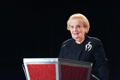 "Secretary Albright 19 • <a style=""font-size:0.8em;"" href=""http://www.flickr.com/photos/61788459@N08/7009090501/"" target=""_blank"">View on Flickr</a>"