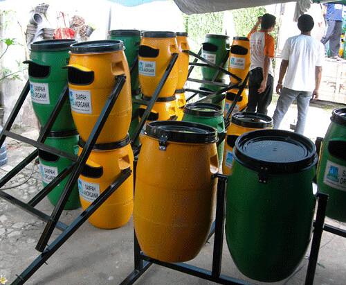 5 Syafiq Bandung Tags Tong Kota Plastik Desa Organik Sampah Tongsampah Kompos Tempatsampah