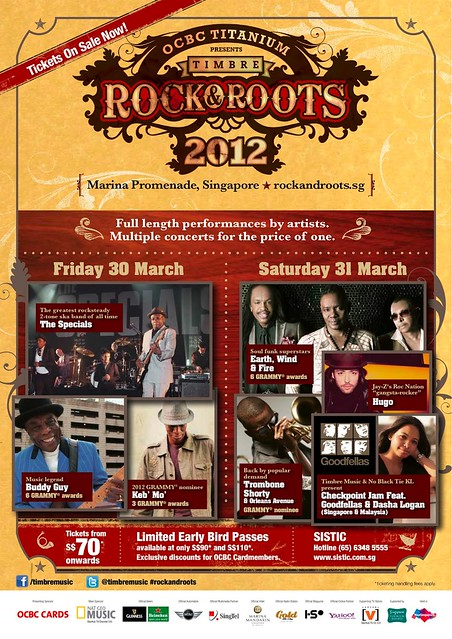 Timbre Rock & Roots 2012