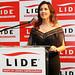 Lucila Pinto apresenta evento de gala do LIDE