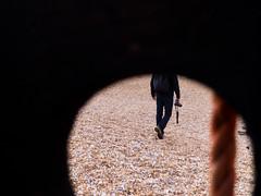 Spy On The Beach (Gareth Shapiro) Tags: uk spy dungeness effrafc