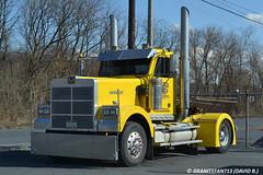 Marmon Single-Axle Tractor (Trucks, Buses, & Trains by granitefan713) Tags: tractor truck single axle marmon trucktractor marmontruck