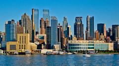New York City (Manhattan USA) [City Clock]-8