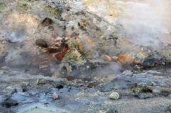 Krsuvk Reykjanesi (Magns B. skarsson) Tags: iceland sulphur hotspring sland reykjanes krsuvk hverir mudspring brennisteinn leirhver hverasvi magnsbskarsson
