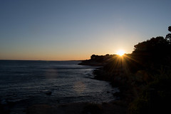 (Camille Sabatier) Tags: sunset sea view carry