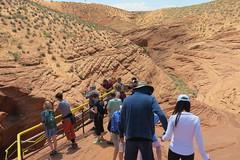 Lower Antelope Canyon tour (appeldop) Tags: page lowerantelopecanyon
