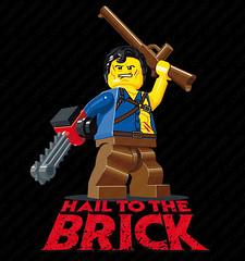 Groovy! (captainsmog) Tags: movie design lego tshirt cult ash brucecampbell evildead samraimi