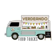 Verdeando Fest zona Food Trucks