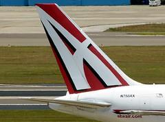 ABX B767 (Charlie Carroll) Tags: tampa florida tampainternationalairport ktpa