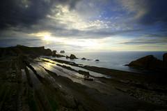 Costa Quebrada (Tuscasasrurales) Tags: costa playa cantabria quebrada liencres