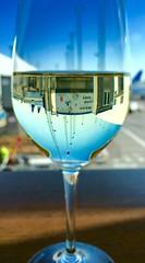 Happy Birthday To Me (Explore) (Nae Yuuki) Tags: birthday glass wine whitewine exolore