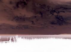 Through the window (vegeta25) Tags: sky cloud lake clouds dramatic negative balaton 52weeksthe2016edition 116picturesin2016 week242016 weekstartingfridayjune102016