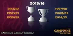 FC Barcelona: El septimo doblete de su historia (footbamanagerallstar) Tags: soccer final stats bara fcbarcelona copadelrey ftbol sevillafc estadisiticas