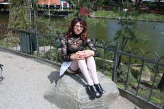 IMG_9531 (Kira Dede, please comment my photos.) Tags: stockings copenhagen tivoli lingerie upskirt crossdresser 2016 kirad kiradede