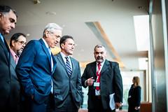 """Canciller Muñoz tras inauguración de Reunión Consultiva del Tratado Antártico """"Para Chile la Antártica es Futuro"""" (7)"""