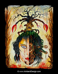 Perpetual Motion (eminSinanyan) Tags: woman motion tree art girl face ink watercolor painting amazing artist drawing creative surreal fantasy watercolour gouache mechanism mechanics perpetualmotion perpetual surrealart inkart fantasyart fantasyartist inkpainting watercolorpainting watercolorart watercolourpainting creativeart amberd gouachepainting motionpainting eminsinanyan surrealartist gouacheart amberddesignstudio