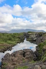 Iceland_Edits-38 (michkwon) Tags: road park trip travel blue circle golden iceland lagoon reykjavik ring adventure national waterfalls glaciers perlan geysir strokkur gullfoss thingvellir jokulsarlon akureyri vk godafoss skogafoss kerid hofn