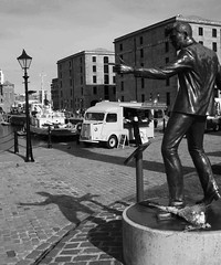 My one and only prayer in black and white (WISEBUYS21) Tags: billyfury halfway paradise british elvis englands answer albert dock liverpool liverbirds rock roll past times gone by 60s 50s teddy boy beatles blackandwhite pop music popular swinging