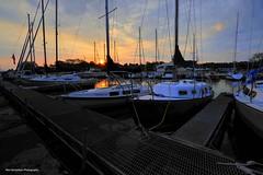 port dalhousie (Rex Montalban Photography) Tags: sunrise stcatharines portdalhousie rexmontalbanphotography