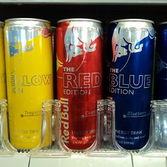Primary Red Bulls (pikespice) Tags: redbull primarycolors primarycolours 500x500 werehere 10millionphotos 640x640 hereios