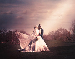 Ethereal (S. Khan Photography) Tags: lighting field photography freedom groom bride fineart hijab surreal ethereal conceptual magical fineartphotography weddingphotography conceptualphotography skhan fineartwedding skhanphotography