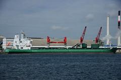 Arklow Spirit (DST_1168) (larry_antwerp) Tags: arklowspirit 9649536 bulk antwerp antwerpen       port        belgium belgi          schip ship vessel
