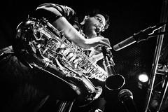 Mohama Saz (Buzo666) Tags: experimental mohamasaz spanish turkish music madrid jazzrock jazz interior peopleperformingarts rockpalace rockprogresivo folkrock folk worldmusic msico gente artista escenario concierto msica