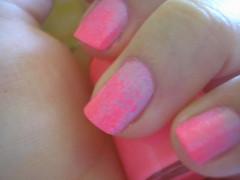 Degrad. (Stefany Alcarde) Tags: rosa esponja unhas lils tcnica