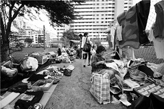 sungei Road (Ghazali Kori ( नमस्ते ढाका )) Tags: street people river nikon singapore market sold lifestyle human fleamarket seller oldest riverroad sungeiroad ghazalikori alliakarumbi thivesmarket