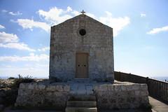 Madalene Chapel, Dingli Cliffs, Malta (martin97uk) Tags: church 22 closed open cross july chapel malta cliffs magdalene dingli madalene