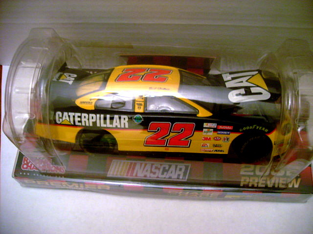 2002 model nascar intrepid dodge mopar diecast wardburton 124scale racingchampions