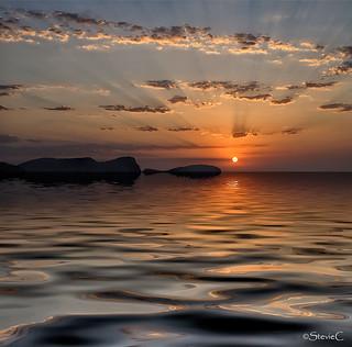 Sunrise Rays