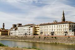 Firenze, Toscana (Celso Kuwajima) Tags: rio canon eos fiume 7d firenze arno toscana itlia ef24105mmf4lisusm