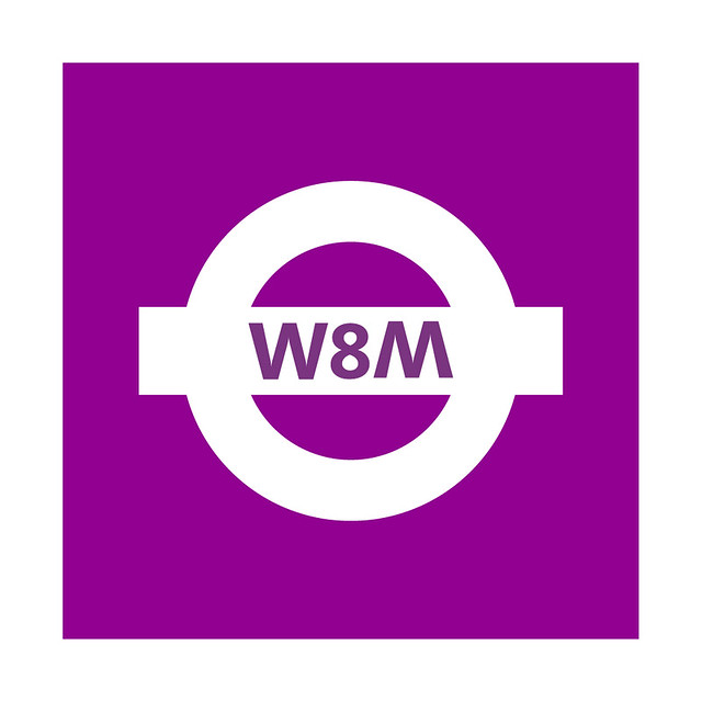 WINDOWS 8 - Metro Map Logo