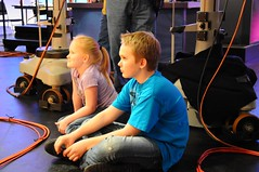 Visitors to the Kids Clubhouse (Iowa Public Television) Tags: public television festival kids iowa clubhouse johnston iptv iowapublictelevision kidsclubhouse danwardell iptvfriends festival12 friendsofiptv festival2012