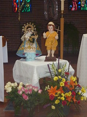 The Philippine's Christian Icons, the Santo Nino and the Birheng Maria ( -*- RhOn -*-  ||o||) Tags: